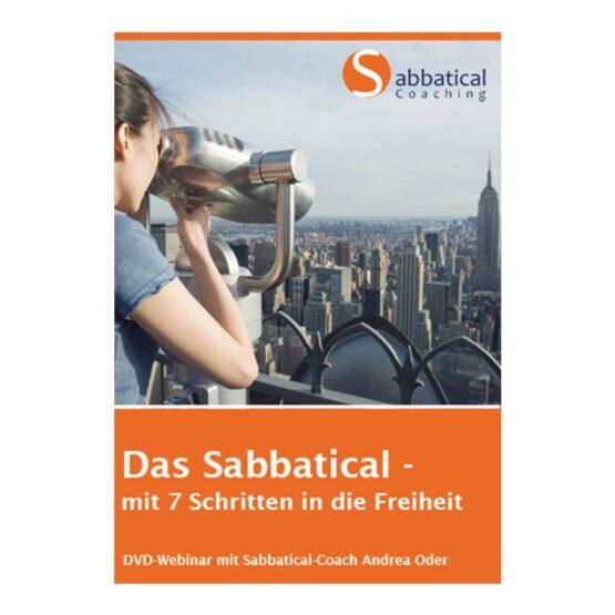 Sabbatical DVD