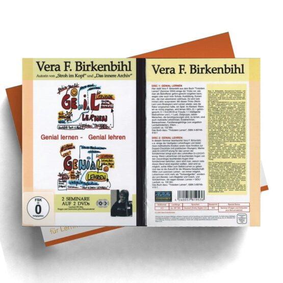 DVD Genial lernen- Genial lehren von Vera F. Birkenbihl