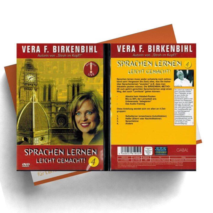 DVD Sprachenlernen leicht gemacht von Vera F. Birkenbihl