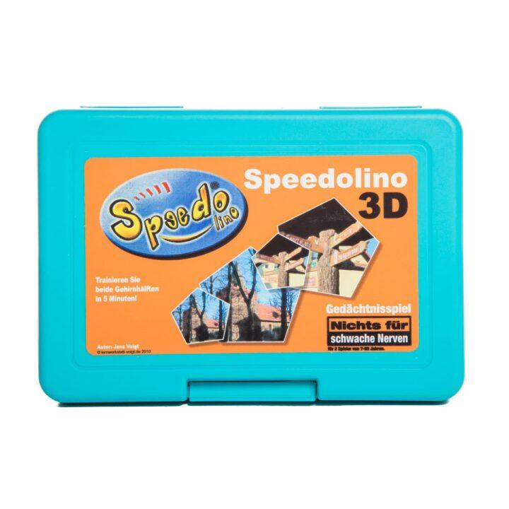 Speedolino 3D