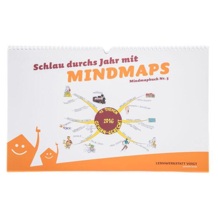 Mindmap-Kalender 2016
