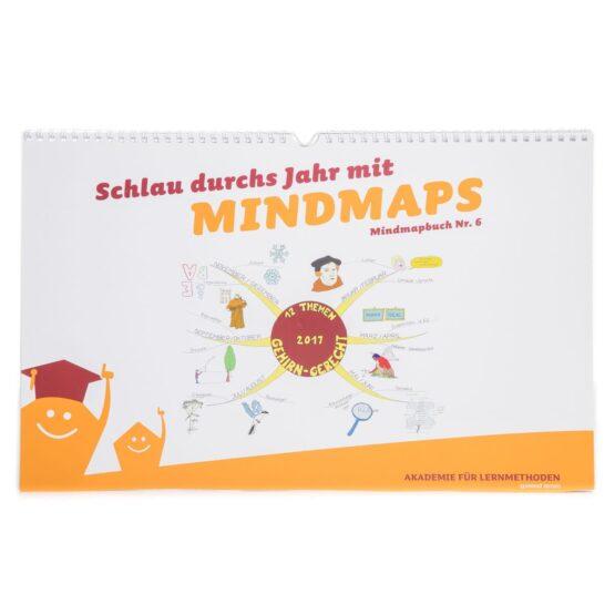 Mindmap-Kalender 2017