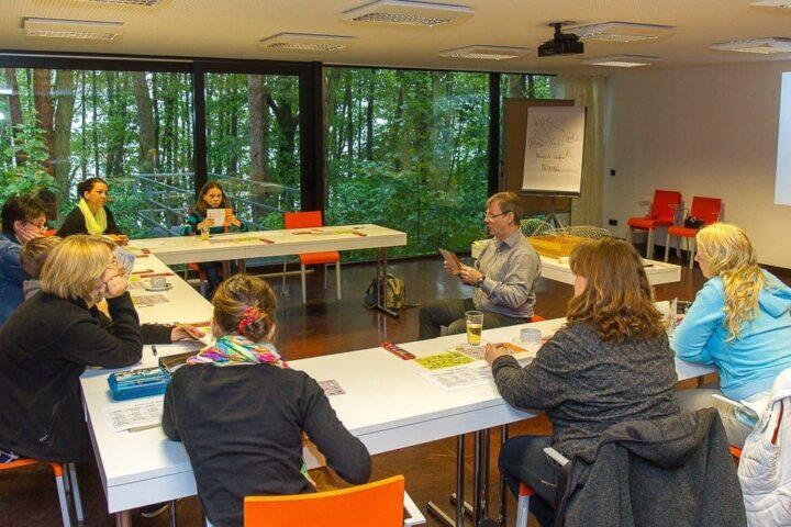 """Das Eltern-Kind-Seminar """"Das Lernen lernen"""""""