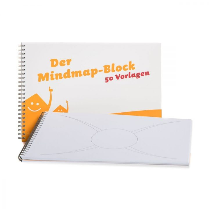 Mindmap-Block Vorlagen
