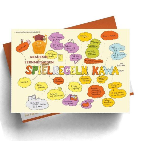KAWA Spielregeln-Kawa