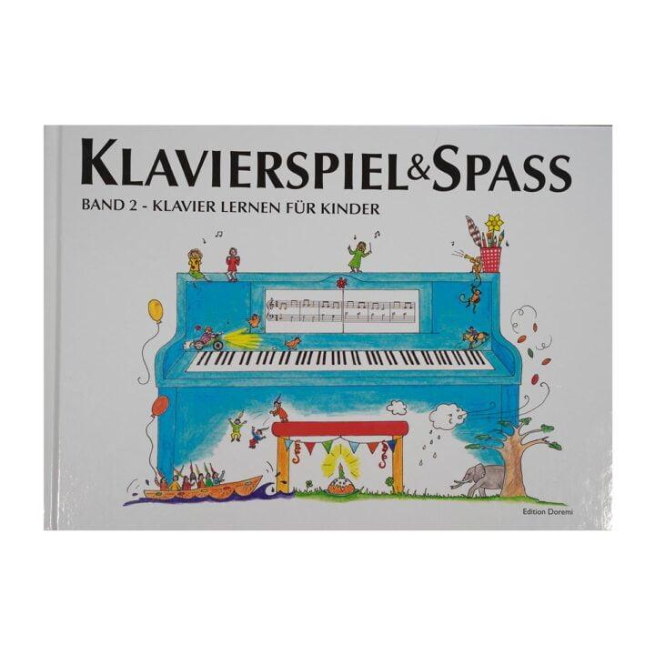 Beispielbild Klavierspielen lernen mit einer Bild-Schablone Band 2