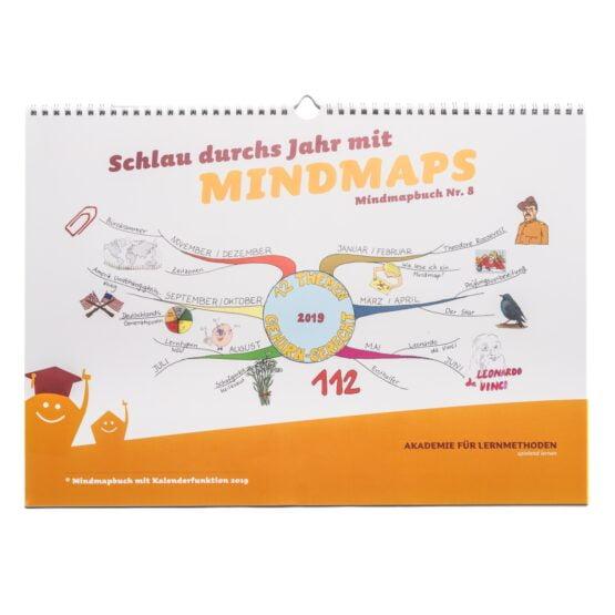 Mindmap Kalender 2019 8