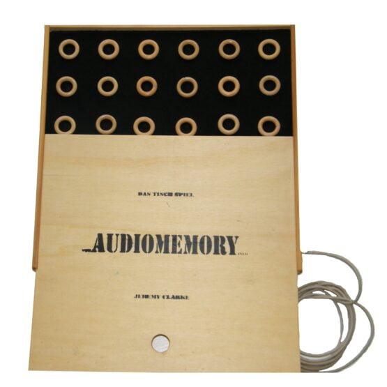 Audio Memory Tischspiel