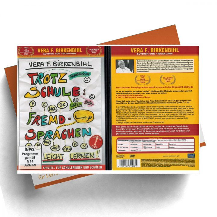 DVD Trotz Schule Fremdsprachen