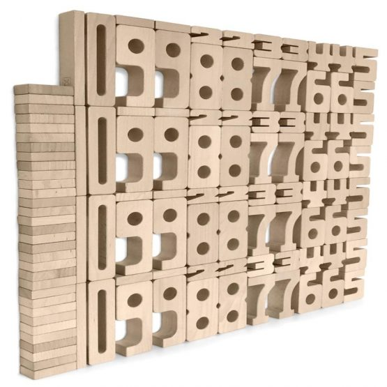 Holz sumblox schul set