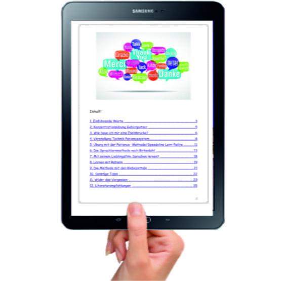 E-Book Sprachen lernen2